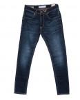 6165 Destry джинсы мужские синие осенние стрейчевые (29-36, 8 ед.): артикул 1099300