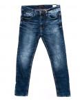 6203 Fashion Red джинсы мужские с царапками модные синие осенние стрейчевые (29-36, 8 ед.): артикул 1099403