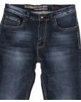 7928-09 Regass джинсы мужские полубатальные осенние стрейчевые (32-38, 7 ед.): артикул 1100374