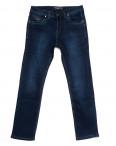 3560 Bagrbo джинсы мужские синие на флисе зимние стрейчевые (31-36, 8 ед.): артикул 1100468