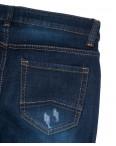 3532 New jeans джинсы мужские с царапками на флисе зимние стрейчевые (29-38, 8 ед.): артикул 1100661