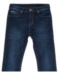 3550 New jeans джинсы мужские синие на флисе зимние стрейчевые (29-38, 8 ед.): артикул 1100663