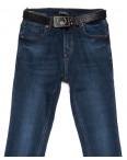 0582 DKNS джинсы женские полубатальные на флисе зимние стрейчевые (28-33, 6 ед.): артикул 1100777