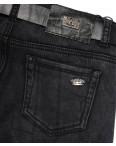 9406 LDM джинсы женские полубатальные серые на флисе зимние стрейчевые (28-33, 6 ед.): артикул 1100779