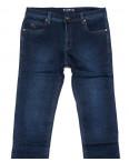 3551 Bagrbo джинсы мужские полубатальные на флисе зимние стрейчевые (32-38, 8 ед.): артикул 1100771