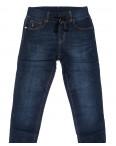 3506 New jeans джинсы мужские молодежные на резинке на флисе зимние стрейчевые (28-36, 8 ед.): артикул 1100966