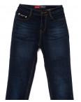 0724-4 Relucky джинсы женские синие на флисе зимние стрейчевые (25-30, 6 ед): артикул 1101351