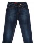 0547-4 Relucky джинсы женские полубатальные синие на флисе зимние стрейчевые (28-33, 6 ед): артикул 1101375