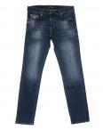 0015-21-011 Antony Morato джинсы мужские полубатальные синие осенние стрейчевые (32-38, 7 ед.): артикул 1101403