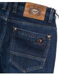 8201 Vouma-Up джинсы мужские полубатальные синие на флисе зимние стрейчевые (32-38, 8 ед.): артикул 1101415