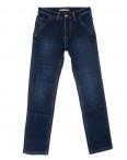 8203 Vouma-Up джинсы мужские синие на флисе зимние стрейчевые (29-38, 8 ед.): артикул 1101416
