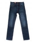 18241 Vouma-Up джинсы мужские синие на флисе зимние стрейчевые (29-38, 8 ед.): артикул 1101628