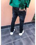 1980 Vingvgs джинсы мужские молодежные серые с царапками осенние стрейчевые (27-34, 8 ед.): артикул 1101720