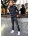 1971 Vingvgs джинсы мужские молодежные серые с царапками осенние стрейчевые (27-34, 8 ед.): артикул 1101717