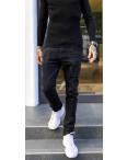 1975 Vingvgs джинсы мужские молодежные темно-серые с царапками осенние стрейчевые (27-34, 8 ед.): артикул 1101719
