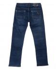6609 Bagrbo джинсы мужские полубатальные синие осенние стрейчевые (32-38, 8 ед.): артикул 1102022