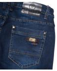 6610 Bagrbo джинсы мужские полубатальные синие осенние стрейчевые (33-38, 8 ед.): артикул 1102029