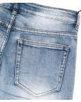 0010-01 New jeans джинсы мужские молодежные голубые весенние стрейчевые (28-36, 11 ед.): артикул 1102236