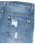 3592 New jeans мом голубой с царапками весенний коттоновый (25-30, 6 ед.): артикул 1102253