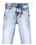 3577 New jeans американка голубая весенняя стрейчевая (25-30, 6 ед.): артикул 1102257