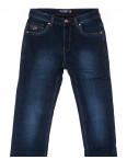 2027 Bagrbo джинсы мужские полубатальные синие на флисе зимние стрейчевые (32-38, 8 ед.): артикул 1102286