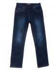 2021 Bagrbo джинсы мужские синие на флисе зимние стрейчевые (29-38, 8 ед.): артикул 1102288