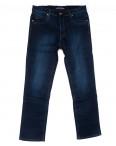 3725 Bagrbo джинсы мужские полубатальные синие на флисе зимние стрейчевые (32-38, 8 ед.): артикул 1102294