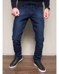 4011 Dsouaviet джинсы мужские полубатальные на флисе зимние стрейчевые (32-42, 7 ед.): артикул 1102437