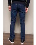 3036 Dsouaviet джинсы мужские полубатальные на флисе зимние стрейчевые (32-38, 8 ед.): артикул 1102434