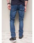 2028 DSQATARD джинсы мужские молодежные синие на флисе зимние стрейчевые (27-34, 8 ед.): артикул 1101708