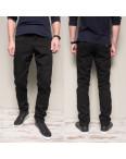 5005 Dsouaviet джинсы мужские черные на флисе зимние стрейчевые (29-38, 8 ед.): артикул 1103080