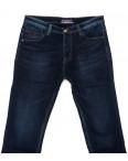 8206 Vouma-Up джинсы мужские синие полубатальные на флисе зимние стрейчевые (32-38, 8 ед.): артикул 1102613