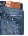 9904-3 R Relucky джинсы мужские с царапками синие весенние стрейчевые (29-38, 8 ед.): артикул 1103202