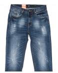 9906-3 R Relucky джинсы мужские с царапками синие весенние стрейчевые (29-38, 8 ед.): артикул 1103203