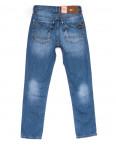 9903-3 R Relucky джинсы мужские с царапками синие весенние стрейчевые (29-38, 8 ед.): артикул 1103205