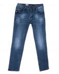 9344 God Baron джинсы мужские полубатальные синие весенние стрейчевые (32-38, 8 ед.): артикул 1103327