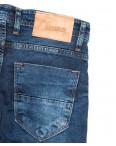 6207 Redcode джинсы мужские с царапками синие весенние стрейчевые (29-36, 8 ед.): артикул 1103344