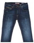 6235 Redcode джинсы мужские с царапками синие весенние стрейчевые (29-36, 8 ед.): артикул 1103345