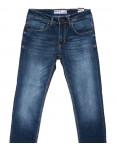 6169 Blue Nil джинсы мужские с царапками синие весенние стрейчевые (29-36, 8 ед.): артикул 1103350