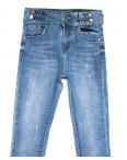 3655 New jeans джинсы женские зауженные синие весенние стрейчевые (25-30, 6 ед.): артикул 1103364