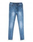 3662 New jeans джинсы женские зауженные синие весенние стрейчевые (25-30, 6 ед.): артикул 1103367