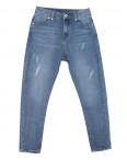 3648 New jeans мом синий весенний коттоновый (25-30, 6 ед.): артикул 1103390