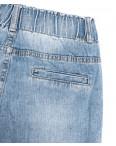 3629 New jeans мом с царапками синий весенний коттоновый (25-30, 6 ед.): артикул 1103400
