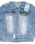 0802 New jeans куртка джинсовая женская синяя весенняя коттоновая (XS-XXL, 6 ед.): артикул 1103411