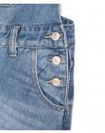 3652 New jeans комбинезон с царапками синий весенний коттоновый (XS-XXL, 6 ед.): артикул 1103415