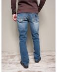 9911-4 R Relucky джинсы мужские с теркой весенние стрейчевые (29,34-3,36-2,38-2, 8 ед.): артикул 1103481
