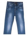 8218 Mr.King джинсы мужские батальные синие весенние стрейчевые (30-38, 8 ед.): артикул 1103569
