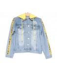 0813 New jeans куртка джинсовая женская синяя весенняя коттоновая (ХS-XXL, 6 ед.): артикул 1103738