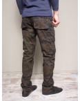 0085 SA.Rooney брюки мужские батальные камуфляжные весенние котоновые (32-42, 10 ед.): артикул 1090717