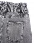 1573-4 Grey Its Basic джинсы-баллон серые весенние коттоновые (34-42,евро, 6 ед.): артикул 1104719